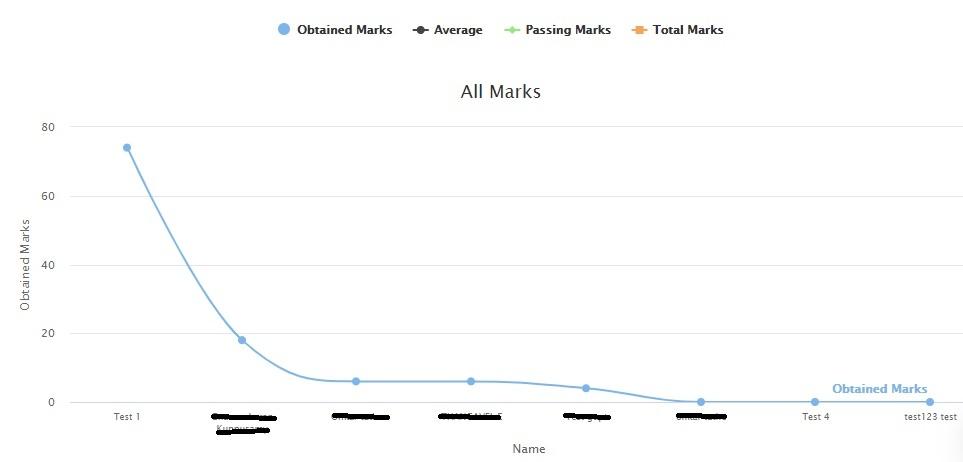 Online Exam Scoring Pattern