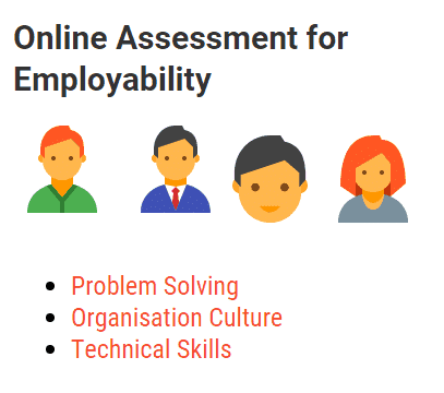 Online Assessment for Employability
