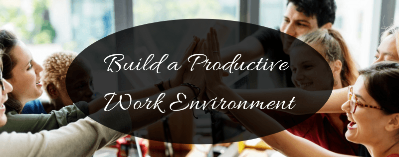 Leadership-Build a Productive Working Environment