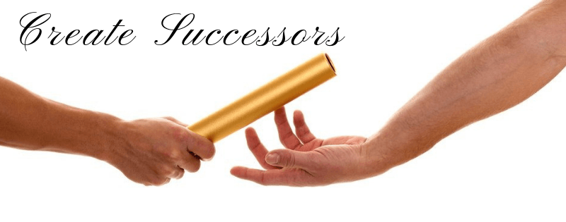 Leadership-Create Successors