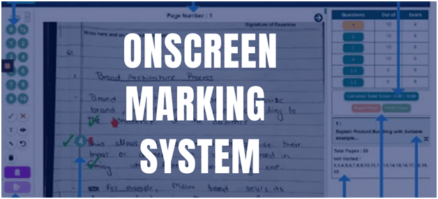 Onscreen Marking System