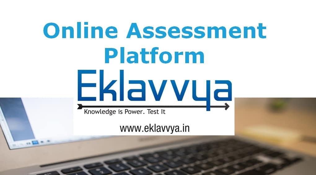 Online Assessment Platform Eklavvya