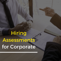 Hiring Assessments for Corporate