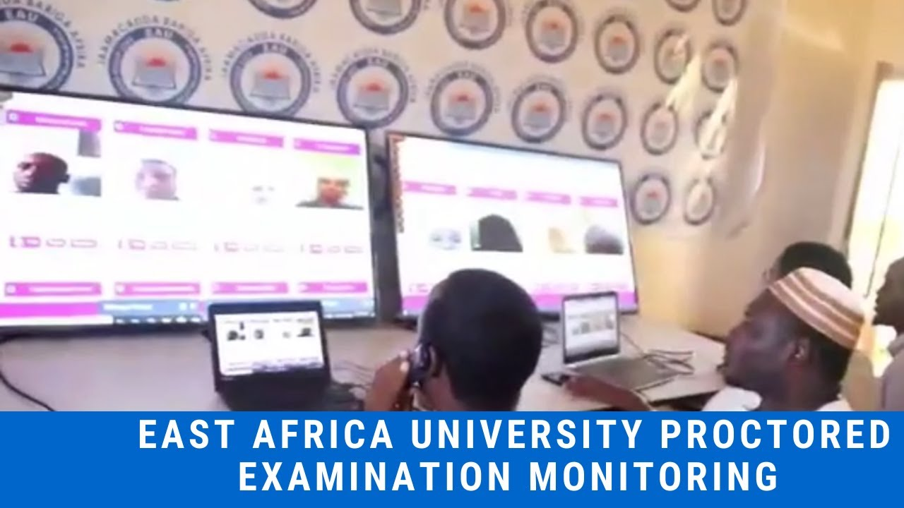 East Africa University Proctored Exams