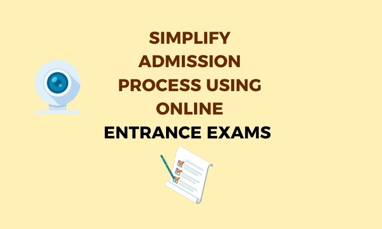 The best way to manage college entrance exams with the help of online platforms